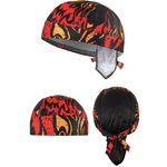 Bandana Cyclisme <br> Flammes - Bandana District