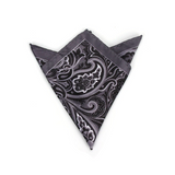 Bandana Paisley <br> Gris - Bandana District