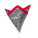 Bandana Paisley <br> Rouge - Bandana District