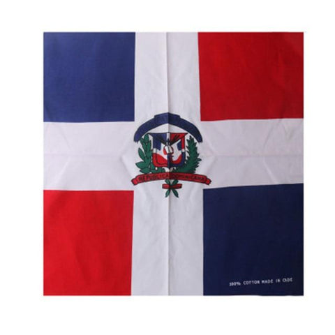 Bandana Dominicana - Bandana District