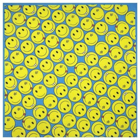 Bandana Smiley Face - Bandana District