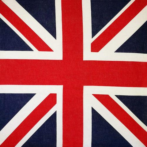 Bandana Union Jack - Bandana District
