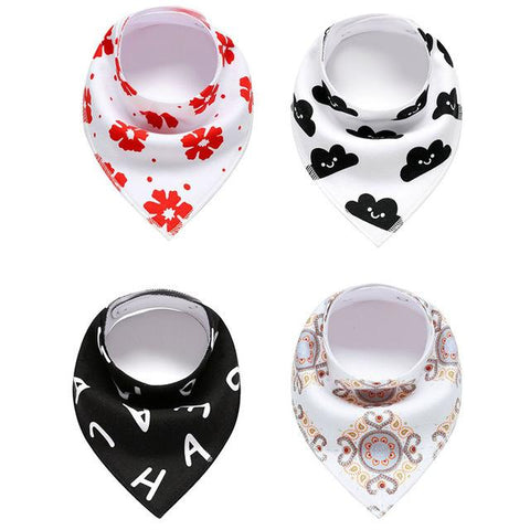 Bavoirs Bandana <br> Noah - Bandana District
