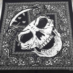Bandana <br> Tête de Mort Style - Bandana District