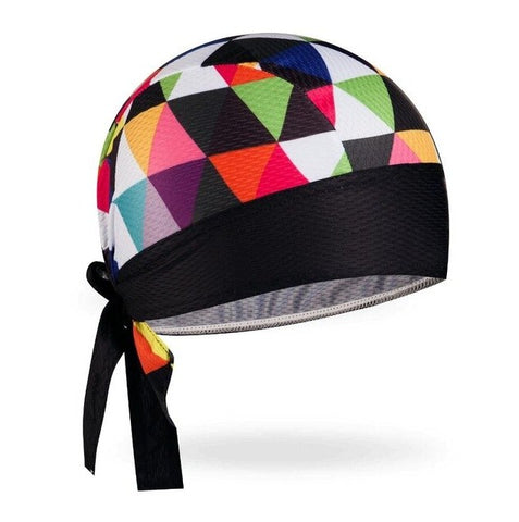 Bandana Vélo <br> Multicolore - Bandana District
