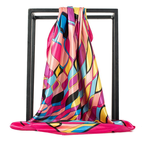 Foulard Bandana <br> Multicolore - Bandana District