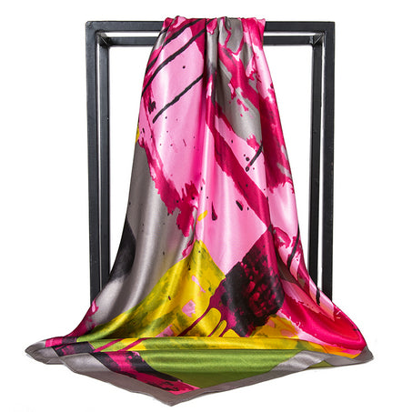 Foulard Bandana <br> Peintures - Bandana District