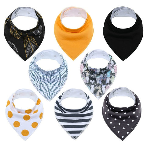 Lot Bavoir Bandana <br> Mathis - Bandana District