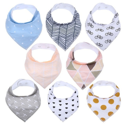Lot Bavoir Bandana <br> Marius - Bandana District