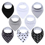Lot Bavoir Bandana <br> Clair - Bandana District