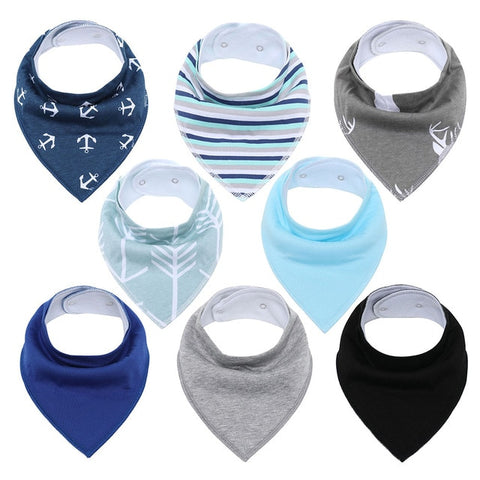 Lot Bavoir Bandana <br> Axel - Bandana District
