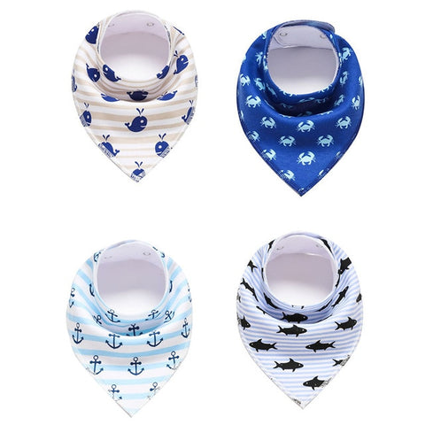 Bavoirs Bandana <br> Petit Marin - Bandana District