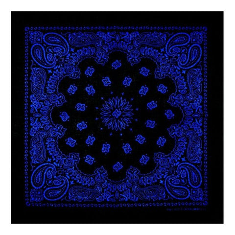 Bandana <br> Bleu Gang - Bandana District