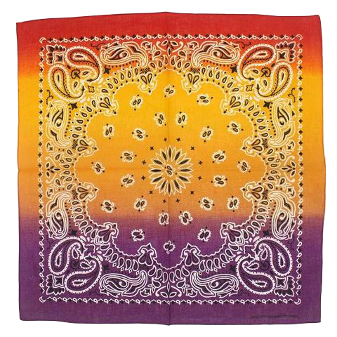 Bandana <br> Couché de Soleil - Bandana District