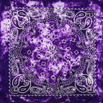 Bandana Dégradé <br> Violet - Bandana District
