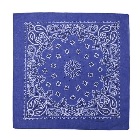 Bandana Original <br> Royal Blue - Bandana District