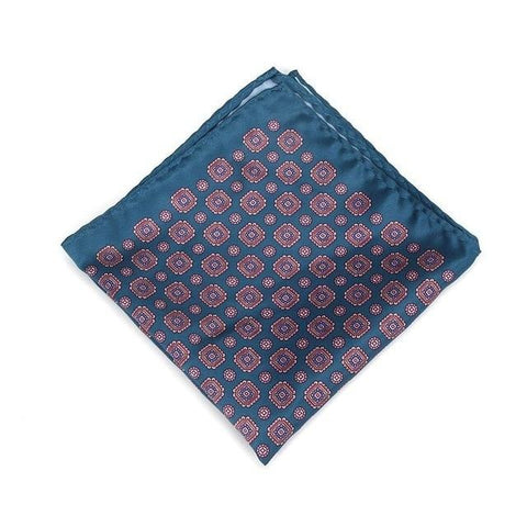 Bandana Foulard <br> Turquoise - Bandana District