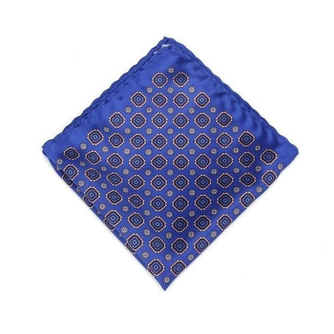 Bandana Foulard <br> Bleu - Bandana District