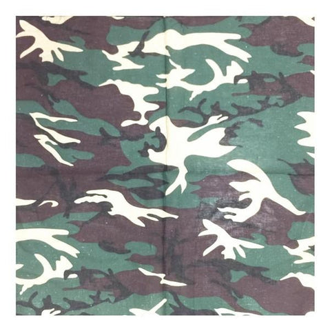 Bandana <br> Camouflage - Bandana District