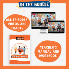 Load image into Gallery viewer, Born To Be Amazing Curriculum Bundle