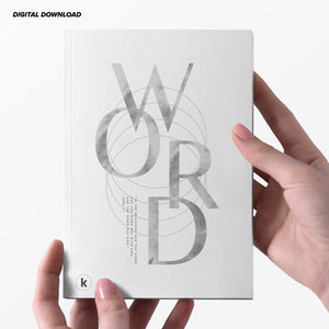 "Printable ""The Word"" Journal"