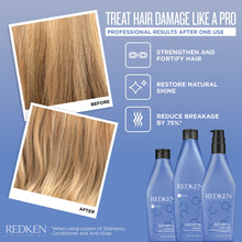 Load image into Gallery viewer, Redken Extreme Play Safe 3-in-1 Leave-In Treatment