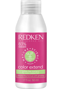 Redken Nature+Science Color Extend Shampoo