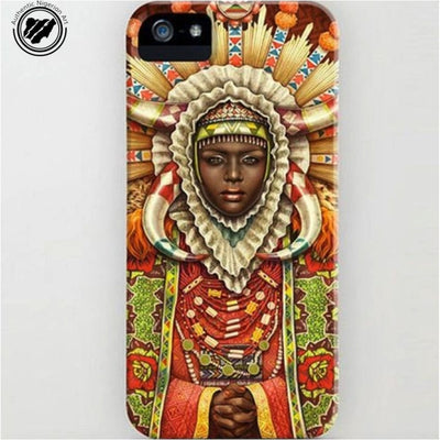 10 Beautifully Designed African Art Inspired Phone Cases