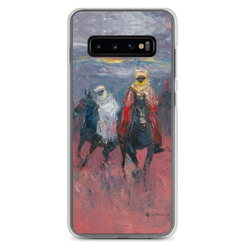 Authentic Nigerian Art - Nigerian Paintings - African Paintings - Gift Of Adventure Samsung Case