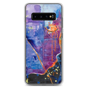 Authentic Nigerian Art - Nigerian Paintings - African Paintings - Gratitude Samsung Case