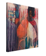 Authentic Nigerian Art - Nigerian Paintings - African Paintings - Mother Of Freedom