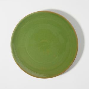 Large cup with plate