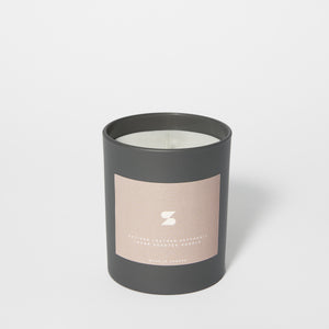 Scented Candle Vetiver Leather Patchouli