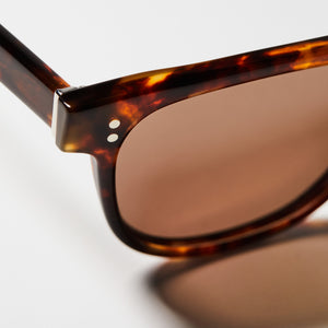 Soros Boxy Acetate Sunglasses