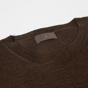 Mens Merino Crew Neck Sweater