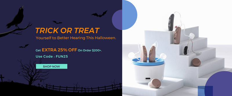 Happy Helloween Extra 25%OFF Budget.