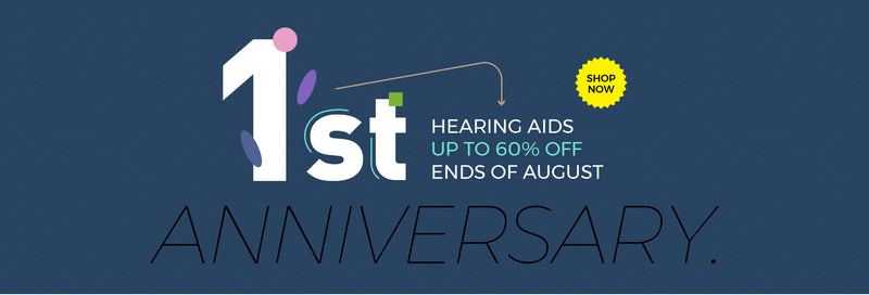 Join Us in the Celebration of LUXATO HEARING CORP.'s First Anniversary