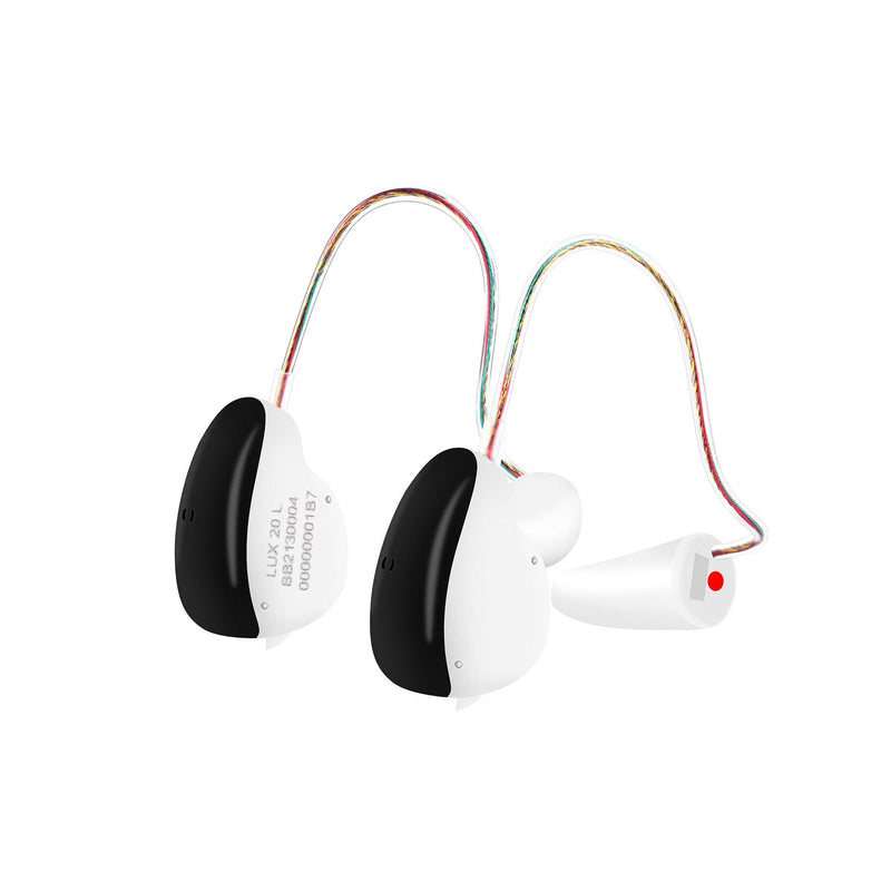 LUX 20X Luxato INVISIBLE Hearing Aids and Accessories products all affordable price for first try users and experienced users Programmable Wireless App Sound Assist Aid, for Adults and Seniors