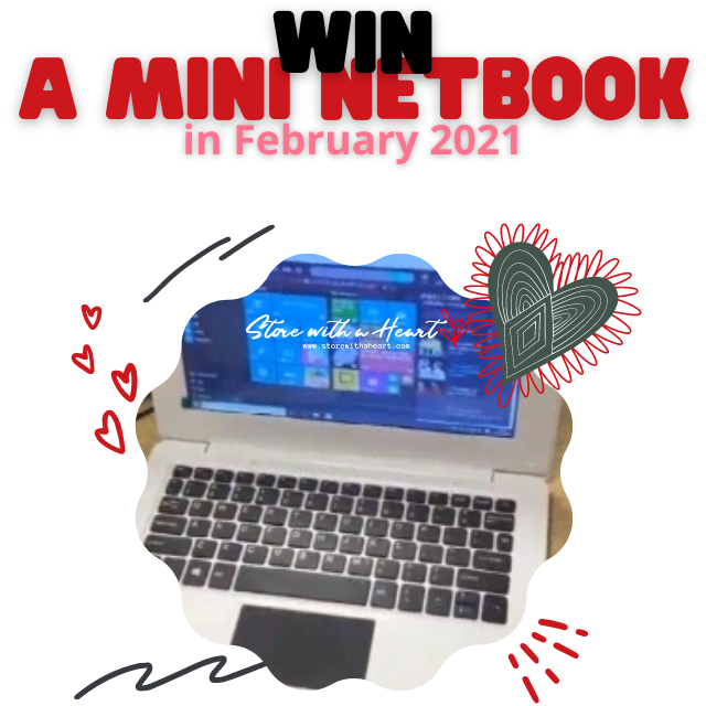 Win a Mini Netbook (Part 2)