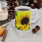 Floral Mug | Decorative Mug | Mix and Match Mug | Novelty Mug | Ceramic Mug 11oz