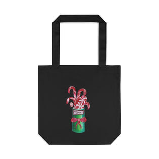 Art for the Homeless by MxA Canvas Bag: From Santa | Novelty Bag | Keepsake Bag | Bag for a Cause | Cotton Tote Bag