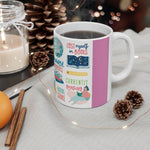 Bookish Mug: It's a Book Lover's Thing | Ceramic Mug 11oz