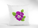 Custom or Personalised Pillow Case | Spun Polyester Square Pillow Case