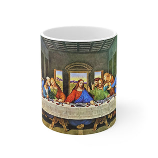 A Mug of Faith: The Last Supper | Ceramic Mug 11oz