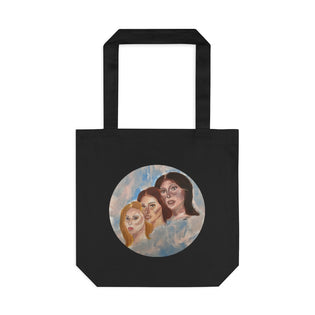 Art for the Homeless by MxA Canvas Bag: Shade | Novelty Bag | Keepsake Bag | Bag for a Cause | Cotton Tote Bag