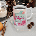 A Mug for Her: Happy Mother's Day | Mother's Day Mug | Keepsake Mug | Novelty Mug | Ceramic Mug 11oz