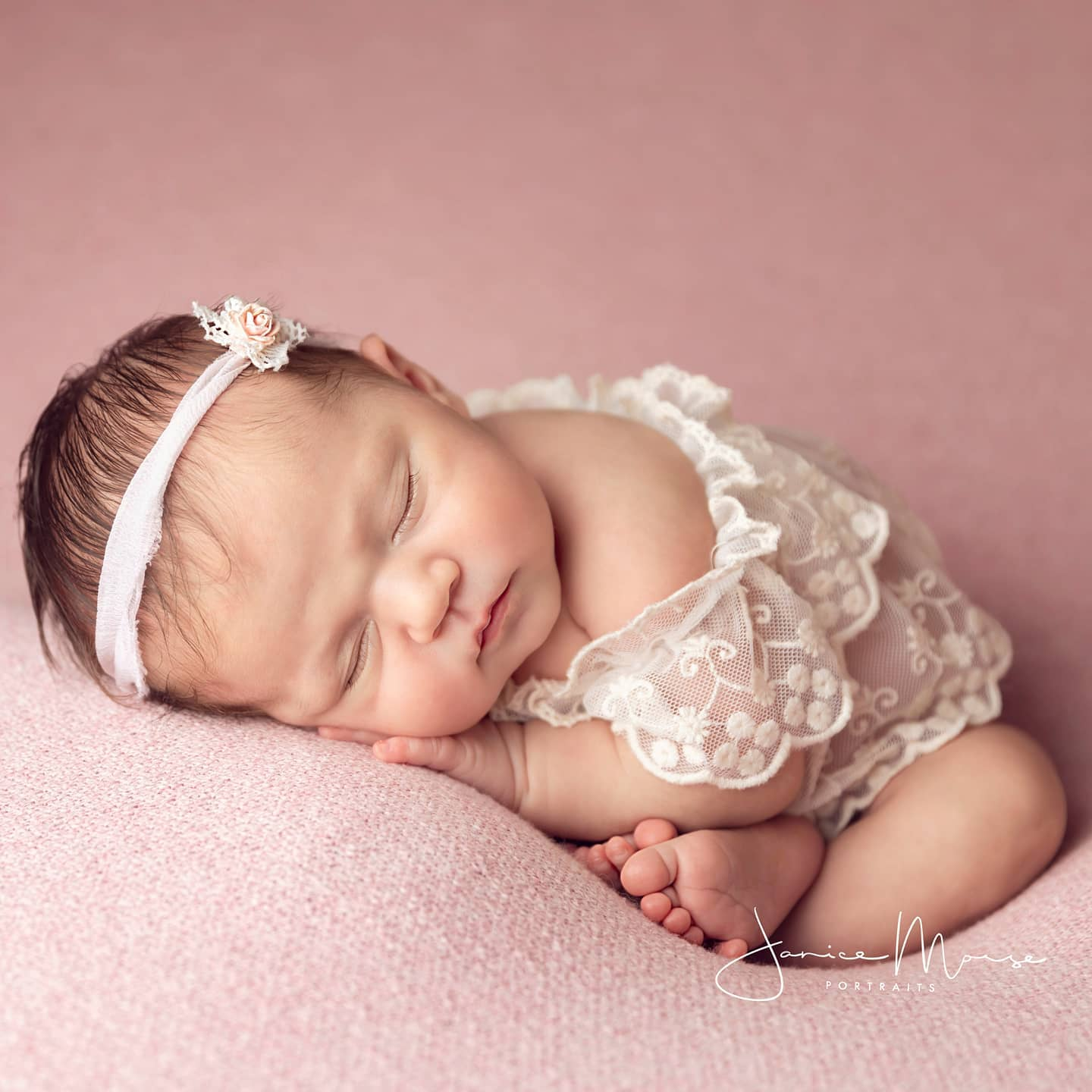 Jennie newborn