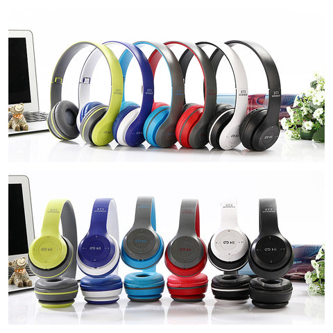 Wireless Bluetooth Headphones - webdeals4u.uk