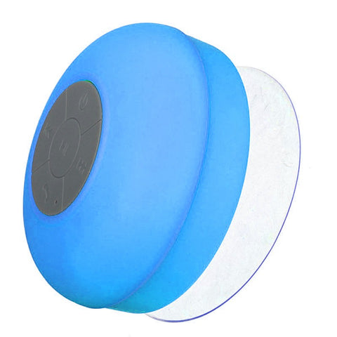 Waterproof & Bluetooth Shower Speaker - webdeals4u.uk