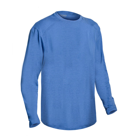 Men's Long Sleeve Active Shirt - The Blue Storm